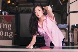 前髪アレンジでもう一点pingqが選ぶ卓カワ11 卓球専門web