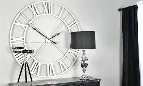big wall clock big wall clocks contemporary mama within oversized decorations 3 oversized wall clock ikea