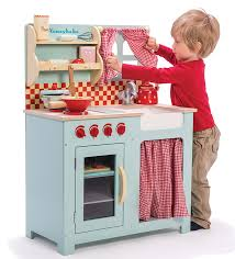 wooden kitchen set stylish le toy van baby dublin ireland in 11