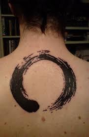 Kruh Symbol S Tečkou Uvnitř Symboly Postav Znaků A Posvátných