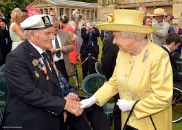 the queen s garden party
