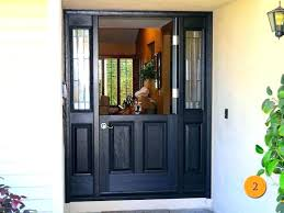 architecture fiberglass front entry doors with sidelights amazing modern custom steel exterior provia 0