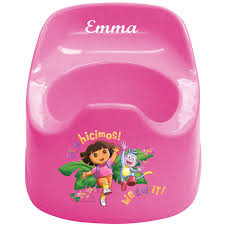 little dora potty chair