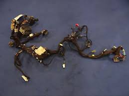 94 95 ford mustang 5 0 gt 3 8l v6 dash wiring harness fuse panel 5 0 Wiring Harness image is loading 94 95 ford mustang 5 0 gt 3 Engine Wiring Harness