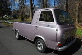1964 Ford Econoline Pick-Up E100 for sale: photos, technical ...