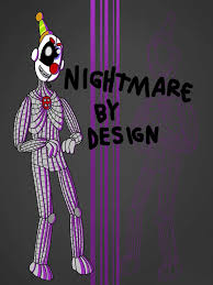 Hipsta Clique Nightmare By Design Nightmare By Design Fnaf Sister Location Amino