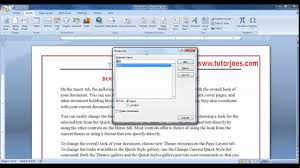 Bookmark Cross Reference In Microsoft Word