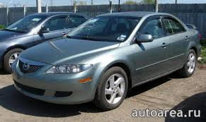 2004 Mazda MAZDA6 - Information and photos - ZombieDrive
