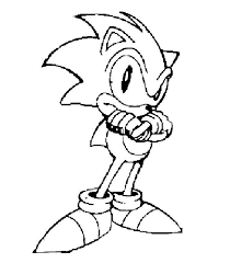 Small Picture Sonic Coloring Pages Online GamesColoringPrintable Coloring