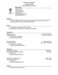 Ascii Resume Samples Ascii Resume Sample Rabotnovreme Info