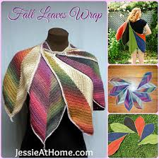 Ravelry Patterns Awesome Ravelry Fall Leaves Wrap CGOA Design Competition Winner Pattern