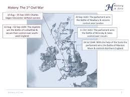 the english civil war  the english civil war 1642 1651