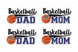 All contents are released under creative commons cc0. Basketball Dad Svg Basketball Mom Svg Cut Files 52464 Cut Files Design Bundles