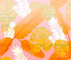 Tropical Punch Digital Art by Priscilla Wolfe