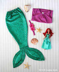 Mermaid Tail Pattern Awesome I MADE A MERMAID TAIL Candice Ayala