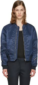 rag bone navy nylon morton er jacket women beautiful in colors entire collection