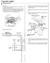 car radio stereo audio wiring diagram autoradio connector wire acuar mdx cigarette lighter diagram