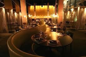 commercial restaurant lighting. commercial hospitality interior lighting of tatu asian bar and grill hollywood restaurant