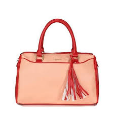 Coach Legacy Haley Medium Red Satchels AEU   Outfits   Pinterest   Tan  leather, Satchels and Tassels