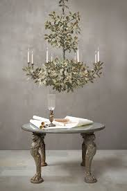 leafy and lovely the expertly crafted oak leaf chandelier by nicola and christopher