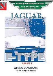e type series 2 wiring diagram e image wiring diagram jaguar series 2 e type exploded wiring diagram book 9192 on e type series 2