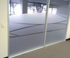 office glass frosting. Amazing Frosted Glass Office Door And Design Patterns For Cut Film Designs Frosting