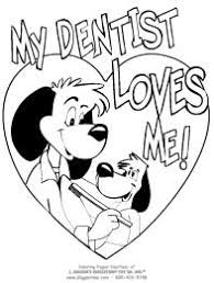 Small Picture Dental Coloring Pages Teeth Toothbrushes Dental Coloring Fun