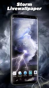 Thunder Storm Lightning Live Wallpaper ...