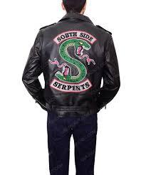 jughead jones black jacket