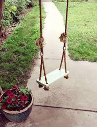 Tree Swing Make Your Own Tree Swing A Beautiful Mess
