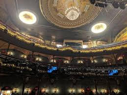 Emerson Colonial Theater Seating Chart Close To The Action Even From The Mezzanine Review Of