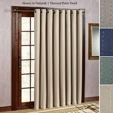 smartness design doorwall curtains patio door curtain panels touch of class
