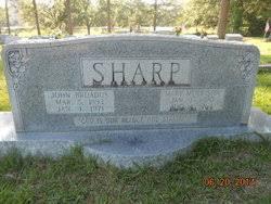 Mary Myrtle Morrison Sharp (1890-1964) - Find A Grave Memorial