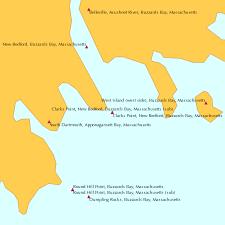 Clarks Point New Bedford Buzzards Bay Massachusetts Sub