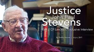 「John Paul Stevens」の画像検索結果