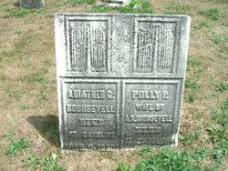 Polly Pierce Rounsevell (1784-1852) - Find A Grave Memorial