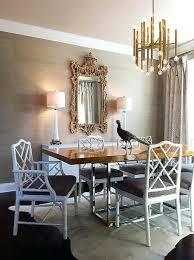 brass chandelier jonathan adler meurice rectangular by