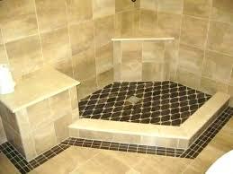 tile shower floor pan best tile for shower floor showers tile shower tile shower surround acrylic tile shower floor