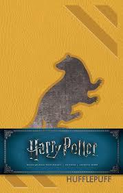 harry potter hufflepuff hardcover ruled journal 9781683833192 hr