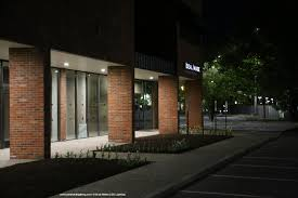 led soffit lighting first cost competitive radically lower operating costs