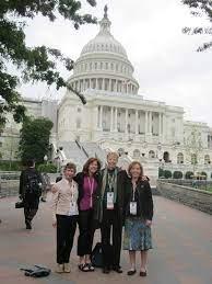 Senator Tom Harkin Champions Breast Cancer Research Program   TeamPink