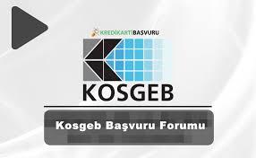 Kosgeb – Kredi Başvurusu