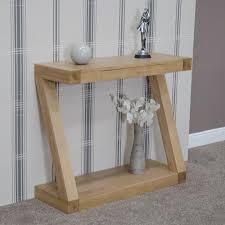 oak hall console table. Oak Hall Console Table A