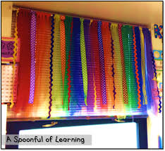 Diy No Sew Curtains Diy Classroom Curtains No Sewing Or Gluing Follow For Free