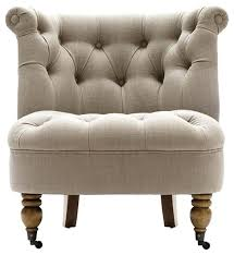 armless accent chairs design of accent chair tufted accent chair natural linen transitional armless accent chairs