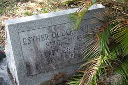 Esther Dudley Willis (1913-1983) - Find A Grave Memorial