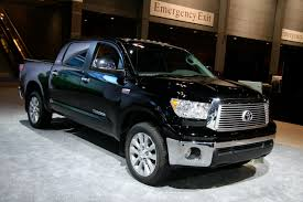 2010 Toyota Tundra Platinum Package Photo Gallery - Autoblog
