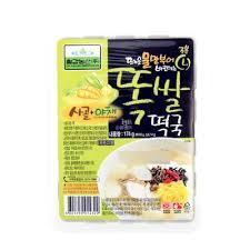 Qoo10 Korea Rice Cake Soup 4p 3 Minutes Ok Korea Instant