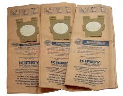 photos of vacuum bags kirby sentria