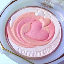 anese brand kanebo s limited edition coffret d or blush highlighters are uber pretty an makeup cosmetics